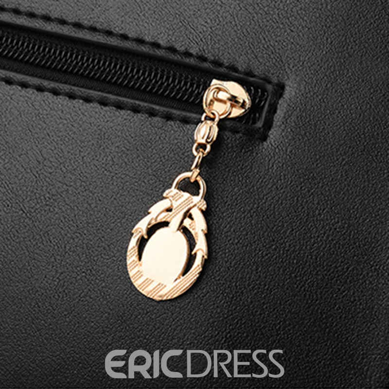 Ericdress Fashion Casual PU Women Handbag