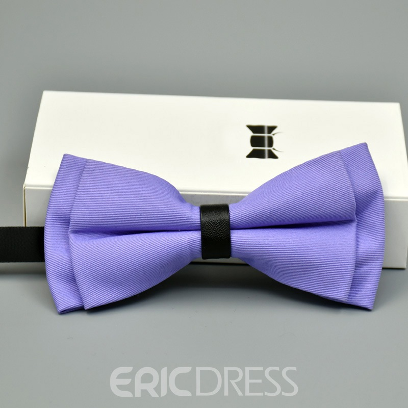 Ericdress Double Layered Bow Tie