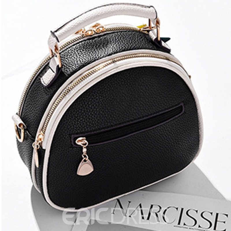 Ericdress Novelty Color Block Women Crossbody Bag