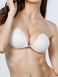 Ericdress Lace Front Closure Breathable Nipple Covers