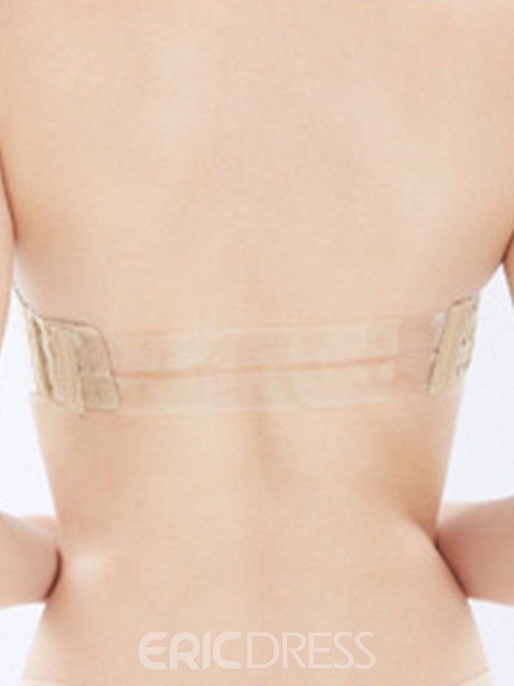 Ericdress Invisible Non-slip Shape Nipple Covers
