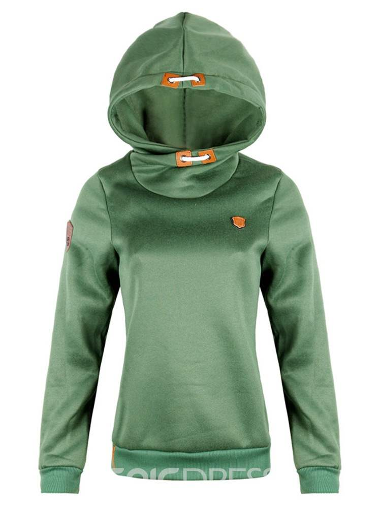 Ericdress Loose Casual Pullover Cool Hoodie
