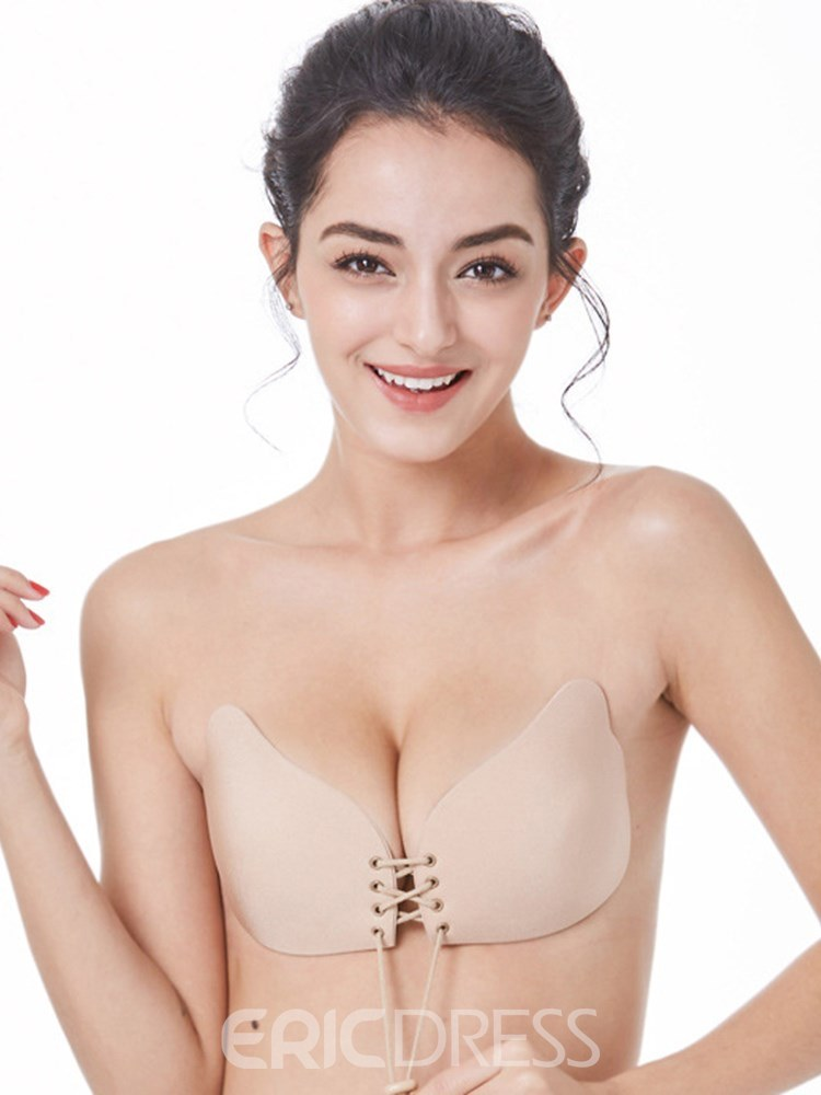 Ericdress Strapless Invisible Plus Size Nipple Covers