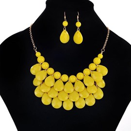Ericdress Summer Colourful Jewelry Sets