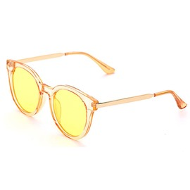 Ericdress Colourful Cat Eye Sunglasses