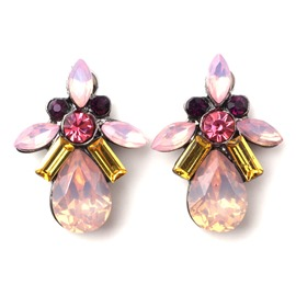 Ericdress Jelly Colorful Stud Earrings
