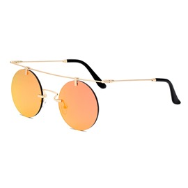 Ericdress Reflect Lens Sunglasses