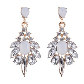 Ericdress Jelly Color Earrings