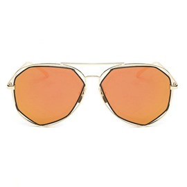 Ericdress Irregular Lens Sunglasses