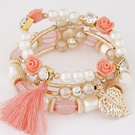 Ericdress E-Plating Geometric Female Bracelets