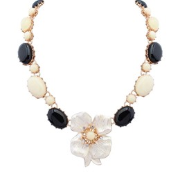 Ericdress Summer Colour Floral Necklace