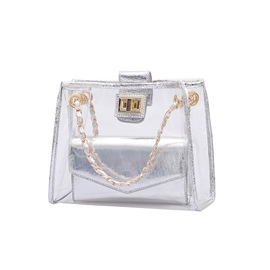 Ericdress Casual Radiation PVC Plastic Jelly Bag