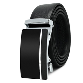 Ericdress Automatic Buckle Leather Belt
