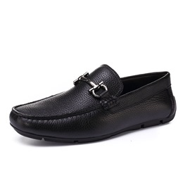 Ericdress Professional Plain Slip-On Square Toe Men's Shoes