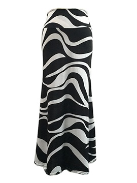 Ericdress Bodycon Zebra Stripe Women's Skirt