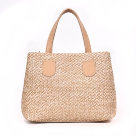 Ericdress Knitted Zipper Women Handbag
