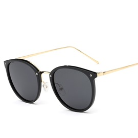 Ericdress Round Sunglasses