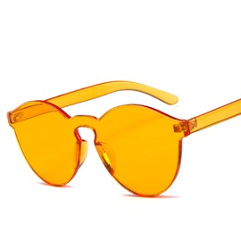 Ericdress Orange-Colored Sunglasses For Women/Men