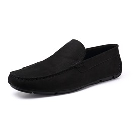 Ericdress Plain Casual Slip-On Round Toe Men's Shoes