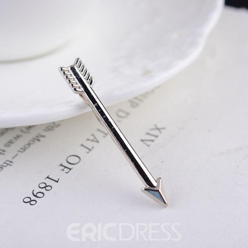 Ericdress Arrow Tie Clip
