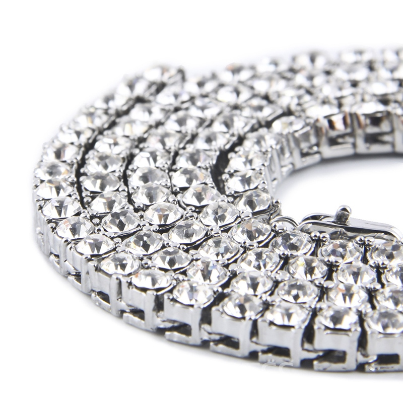 Ericdress Alloy Diamnte Men's Necklace