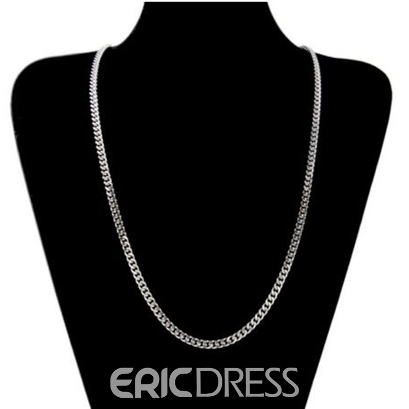 Ericdress Hiphop Chain Necklace