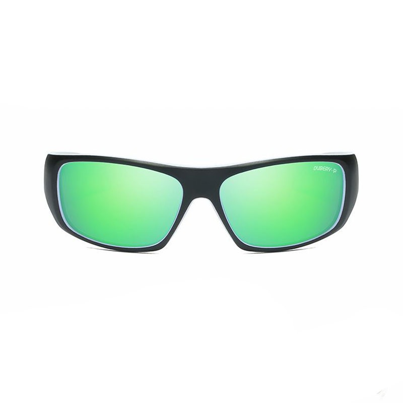 Ericdress Rectangle Colourful Sunglasses