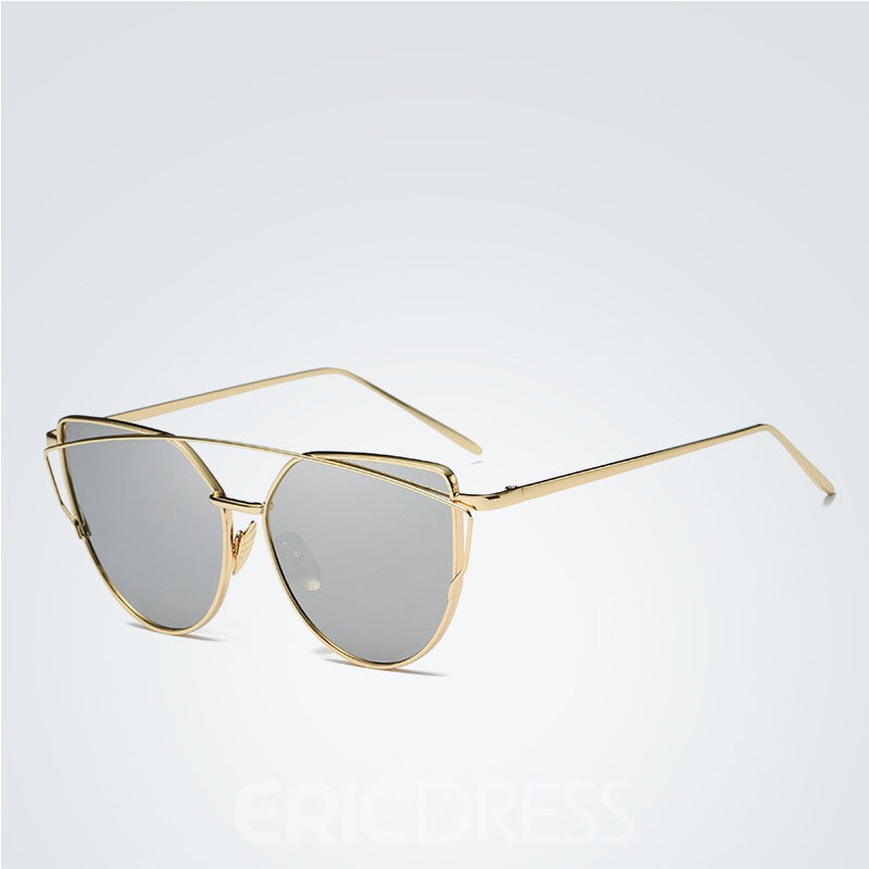 Ericdress Cat Eye Retro Sunglasses