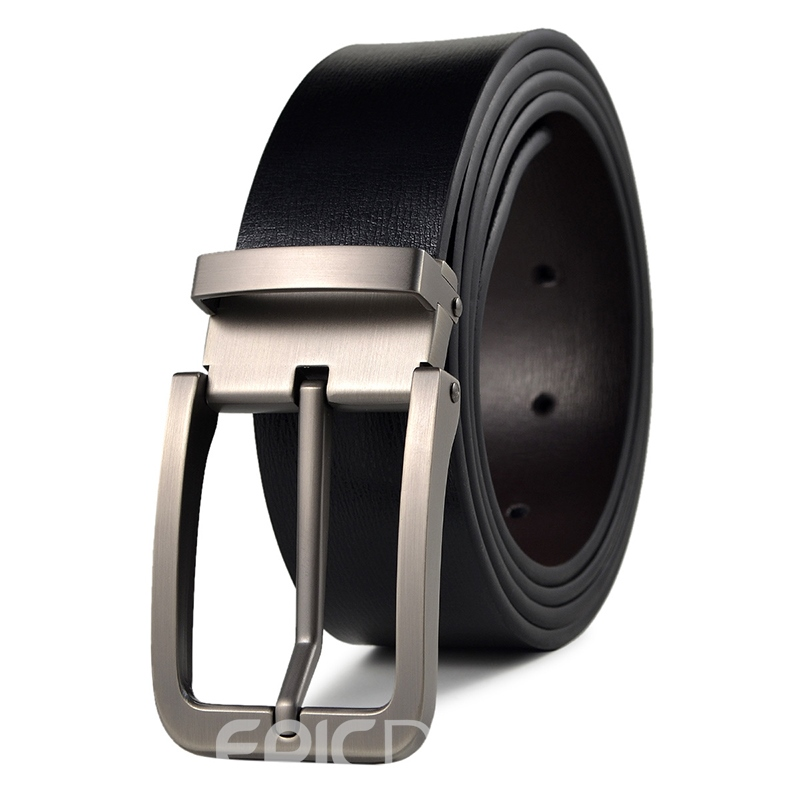 Ericdress Minimalist Leather Belt