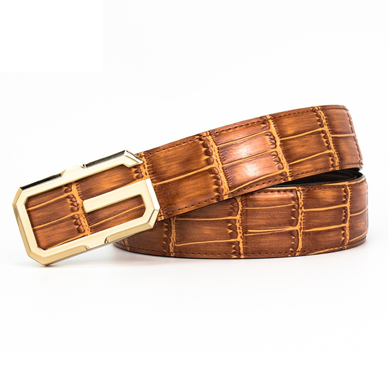 Ericdress G Leather Men's Belt
