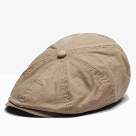 Ericdress Cotton Beret Men's Hat