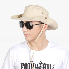 Ericdress Outdoor Bucket Hat Sport Sunhat