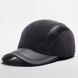 Ericdress Winter Cricket Men Cap