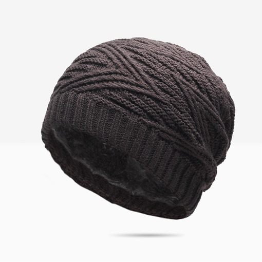 Ericdress Warm Beanie Plain Brimless Hat