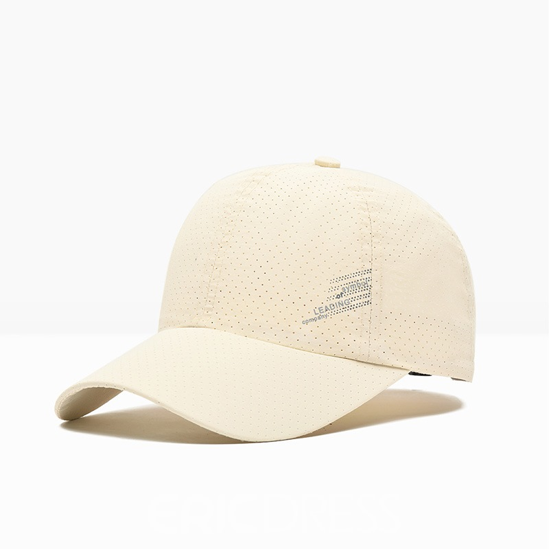 Ericdress Net Cricket Solid Color Cap