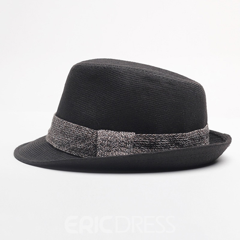 Ericdress Autumn Fedora Men's Hat