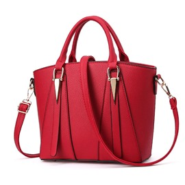 Ericdress Fashion Casual Barrel Shaped Women Handbag