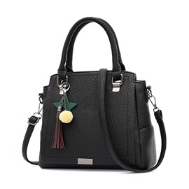 Ericdress Tassel Embossing Women Handbag