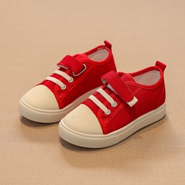 Ericdress Canvas Velcro Kids Shoes