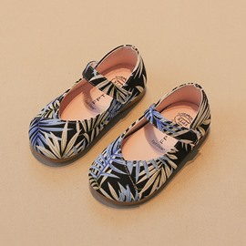 Ericdress Plant Velcro Kids Shoes