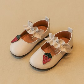 Ericdress Velcro Plant Kids Shoes