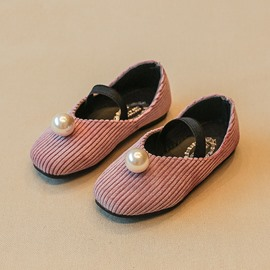 Ericdress Beads Elastic Band Kids Shoes