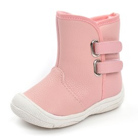 Ericdress Plain Slip-On Baby Booties