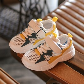 Ericdress Breathable Mesh Velcro Kids Shoes