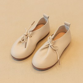 Ericdress Lace-Up Plain Kids Shoes