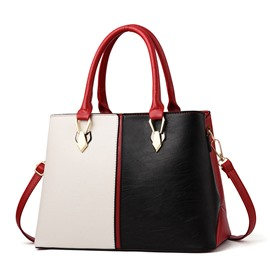 Ericdress Fashion Color Block Women Tote Bag