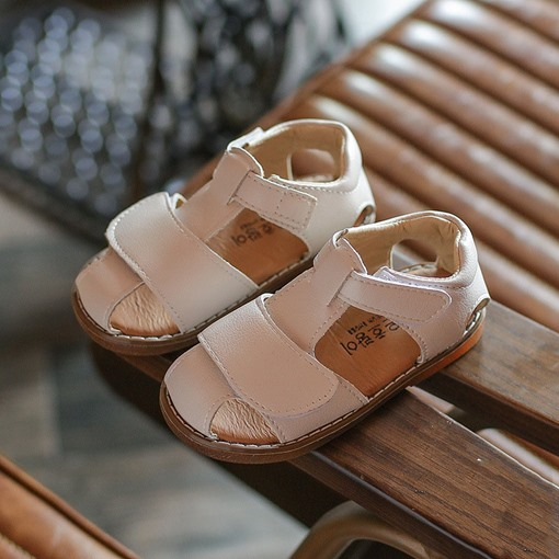 Ericdress Strappy Velcro Kids Shoes