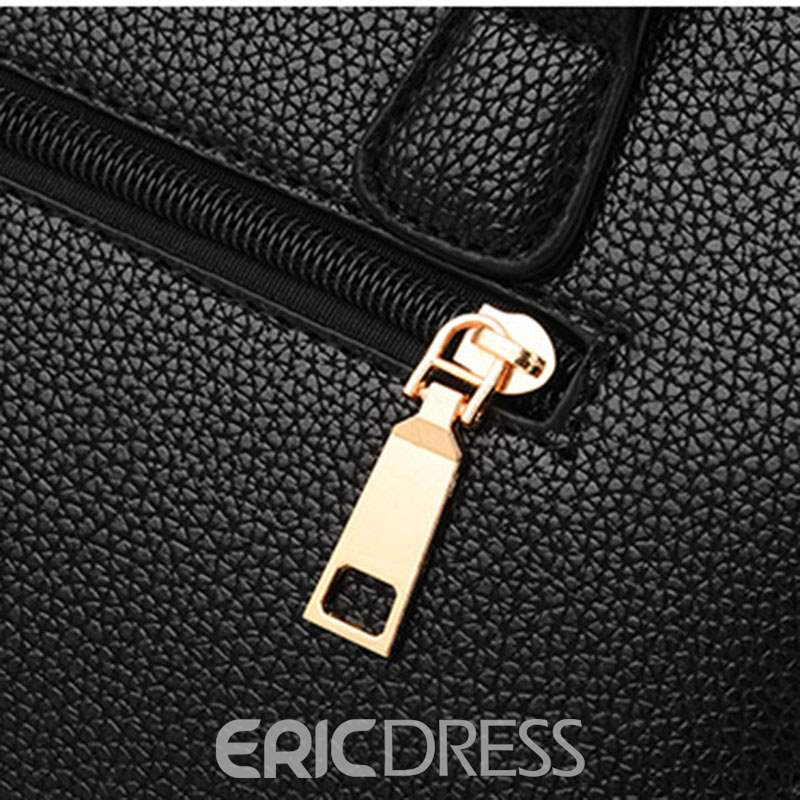 Ericdress Casual Quilted Lining Women Handbag