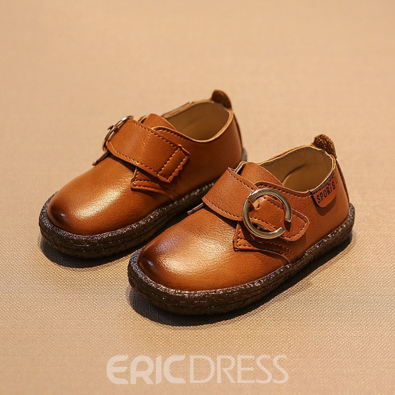 Ericdress PU Velcro Kids Shoes