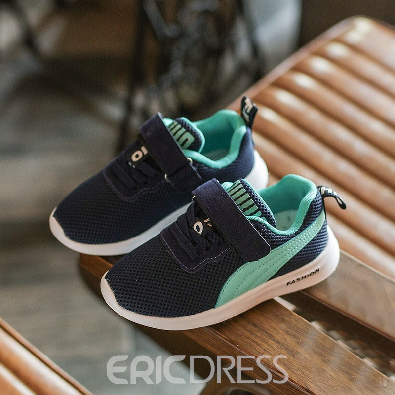 Ericdress Breathable Mesh Kids Shoes